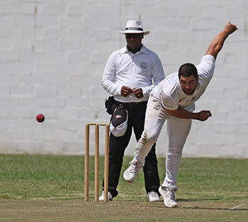 SWD Cricket - Franco Geldenhuys