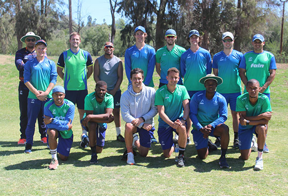 SWD Cricket senior provincial squad