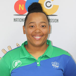 SWD Cricket - Jané Winster
