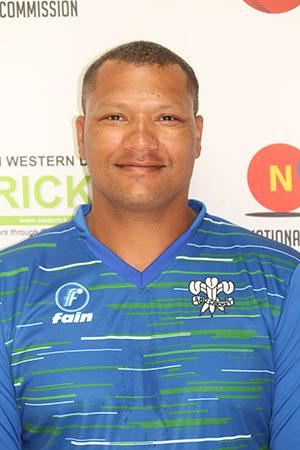 SWD Cricket - Alan Kruger (Coach)