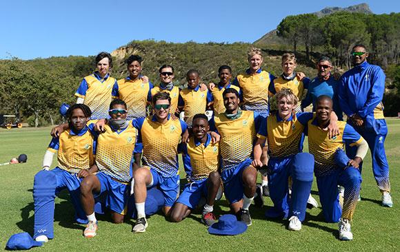 SWD Cricket - Mesuli Vuba