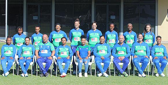 SWD Cricket Women's Team 2021