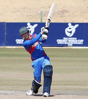 SWD Cricket – André Malan