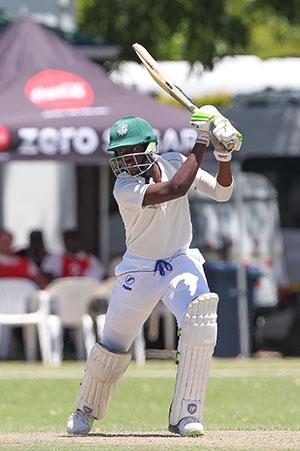 SWD Cricket – Mesuli Vuba in action