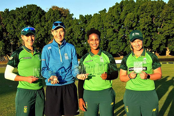 SWD Cricket – Miceala Andrews (Player of the Match)