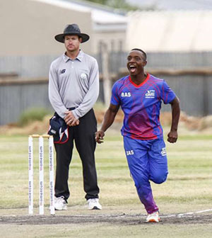 SWD Cricket - Andre Olivier