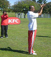 KFC Mini Cricket 2012 / 2013