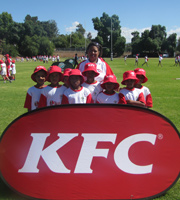 KFC Mini Cricket 2011 / 2012