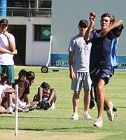 PG Bison Cricket 2008